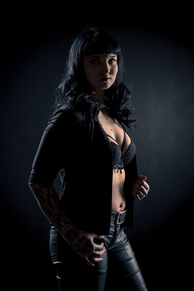 Photo in People #girl #woman #female #lowkey #lighting #studio #studioworks #sexy #hot #shy