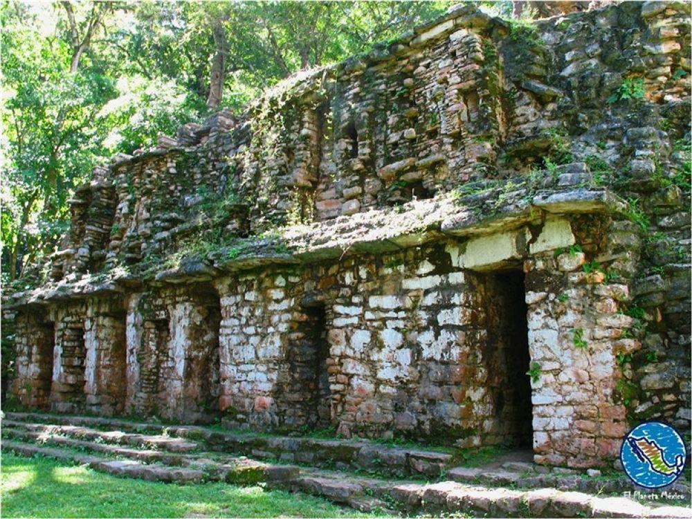 Photo in Travel #yaxchilan #archaeology #chiapas #mexico #maya
