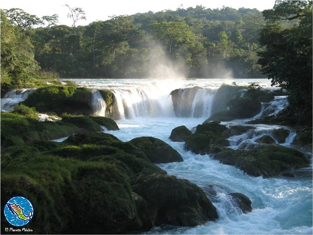 Photo in Random #las nubes #causas verdes #chiapas #waterfalls #mexico