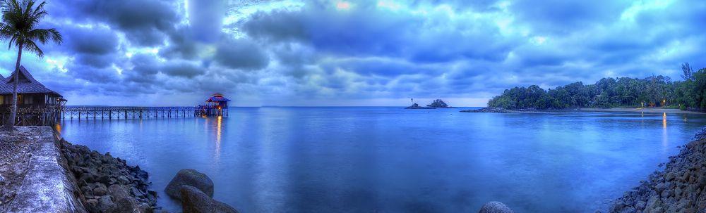 Photo in Landscape #indonesia #bintan island #landscapes #seascapes #rocks #kelong