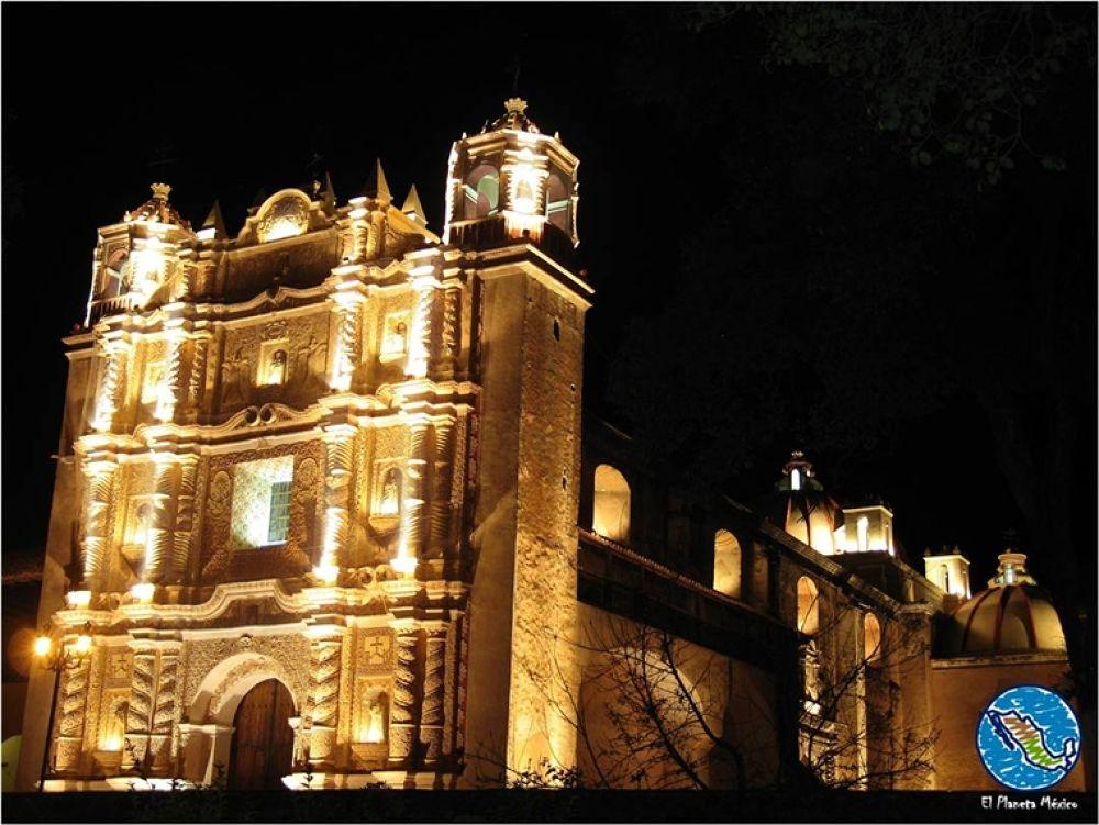 Photo in Travel #san cristobal #santo domingo #church #chiapas #mexico