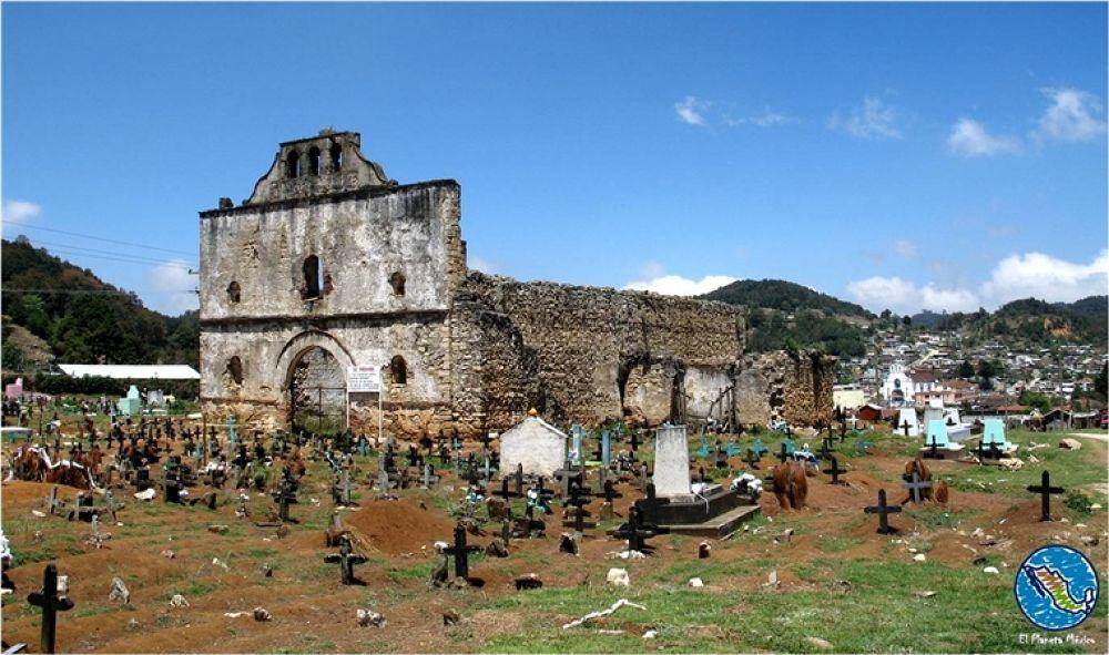 Photo in Travel #chamula #chiapas #mexico #cementery