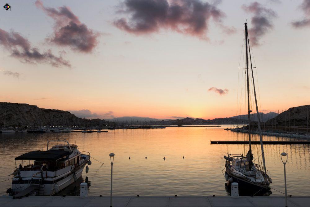 Photo in Landscape #boats #marseille #nature #island #frioul #sea #seascape #landscape #color #colorfull #couleur #bateaux #harbour #port #city #sunrise #france #europe #dam #wild #fresh #free #freedom #sky #clouds #morning