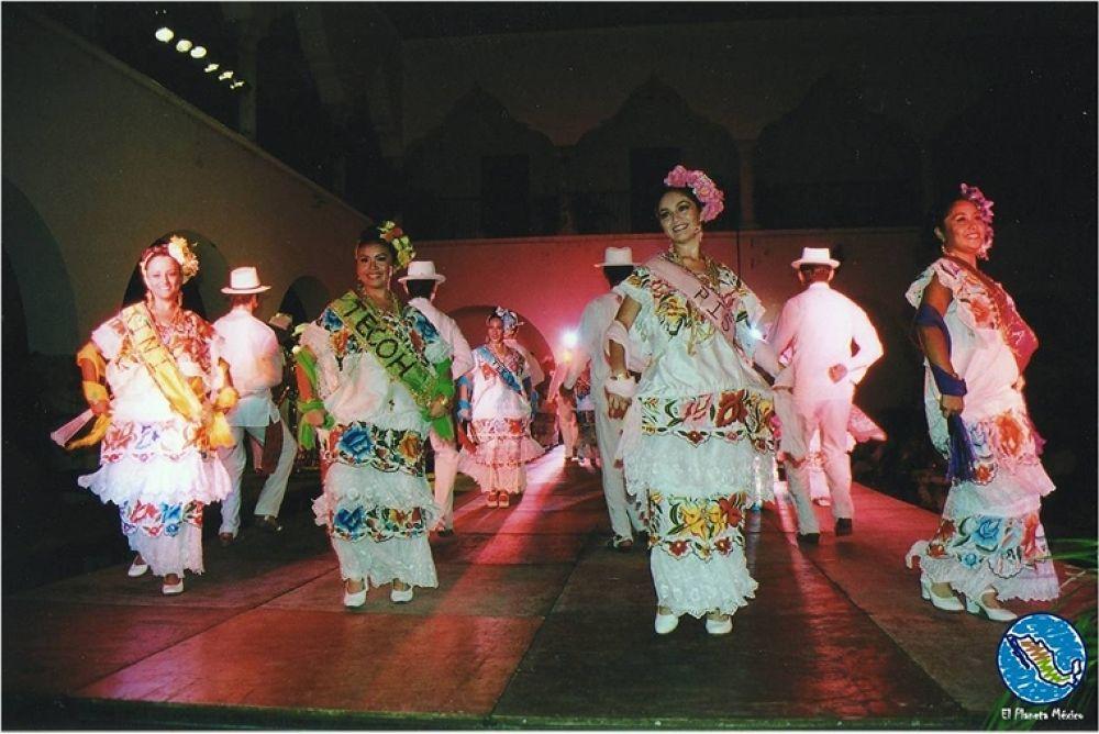 Photo in Travel #traditions #dancing #merida #yucatan #mexico
