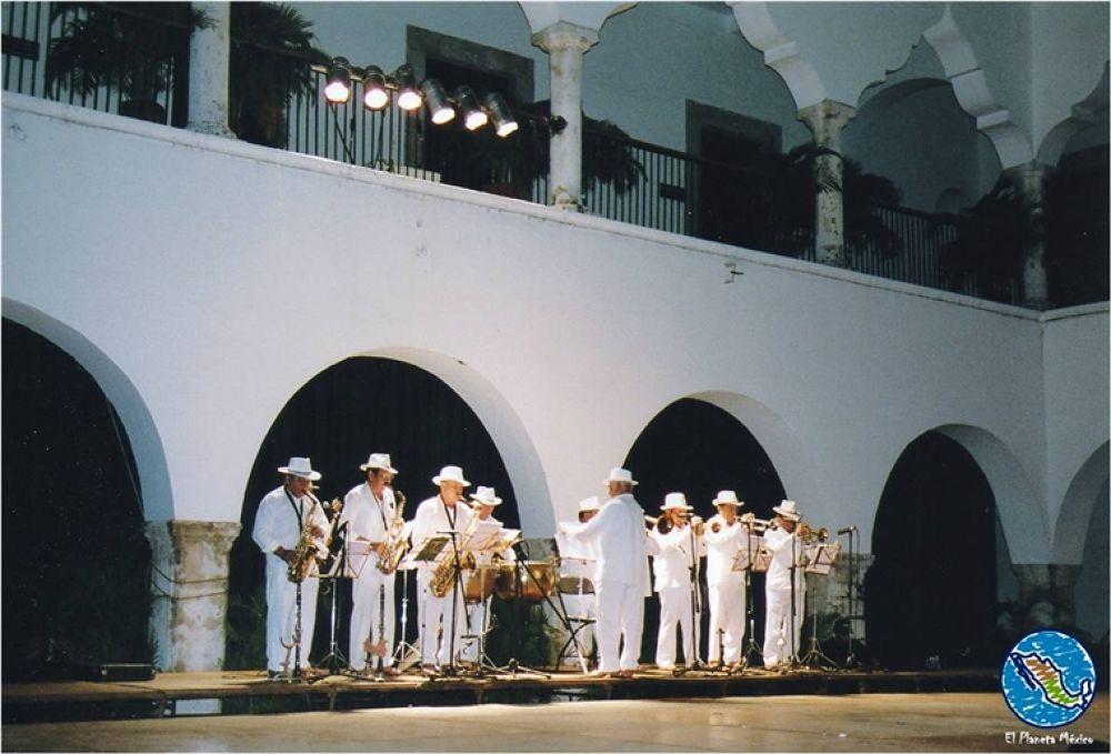 Photo in Travel #merida #yucatan #mexico #musicians
