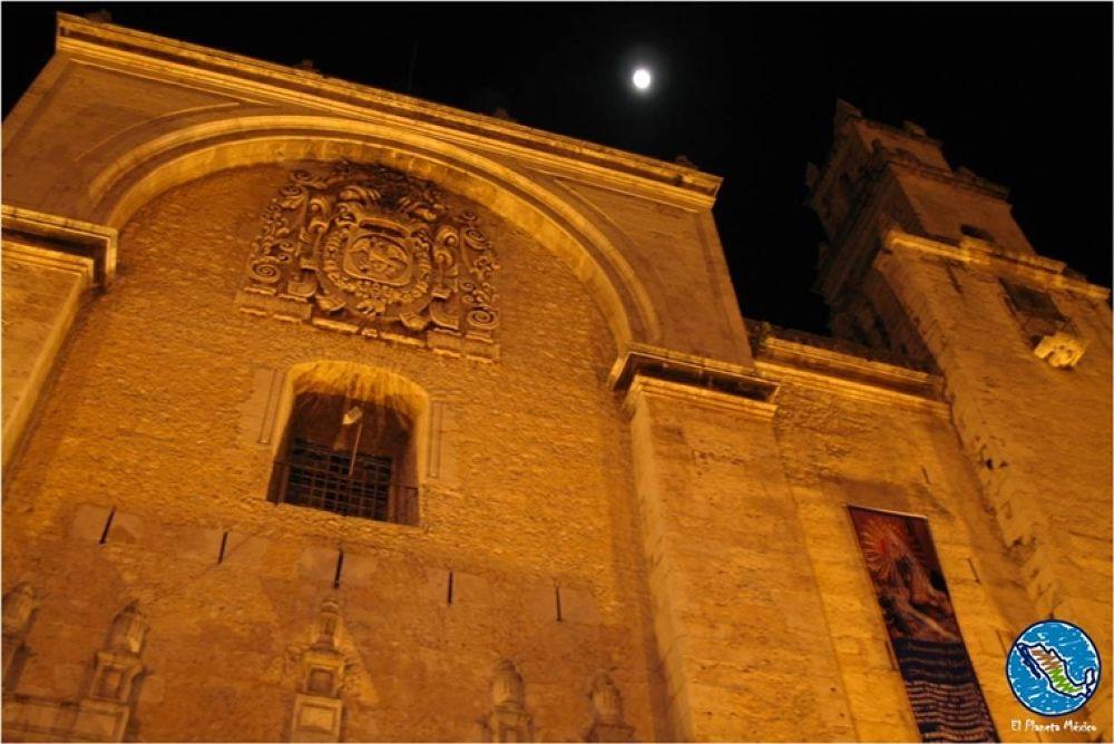 Photo in Random #cathedral. #merida #yucatan #mexico