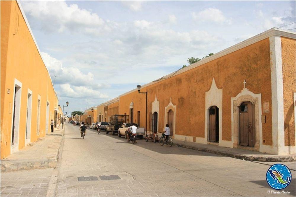 Photo in Travel #izamal #yucatan #mexico #yellow town