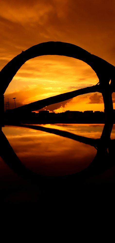 Photo in Random #sun_set