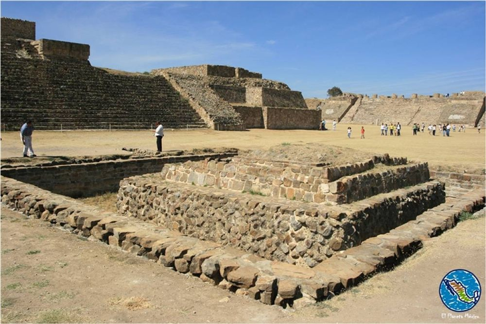 Photo in Travel #monte alban #oaxaca #archaeology #zapotec #mexico