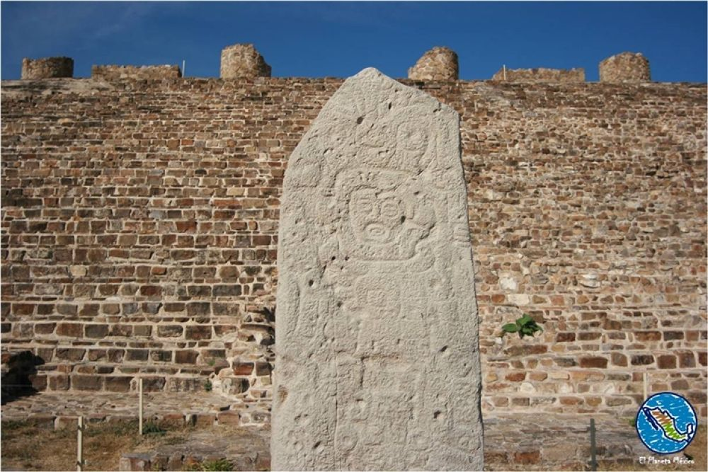 Photo in Travel #monte alban #archaeological site #oaxaca #mexico