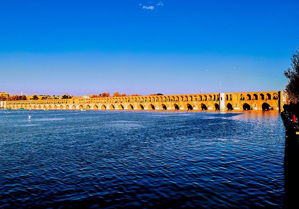 Photo in Nature #bridge #khajoo #pouya