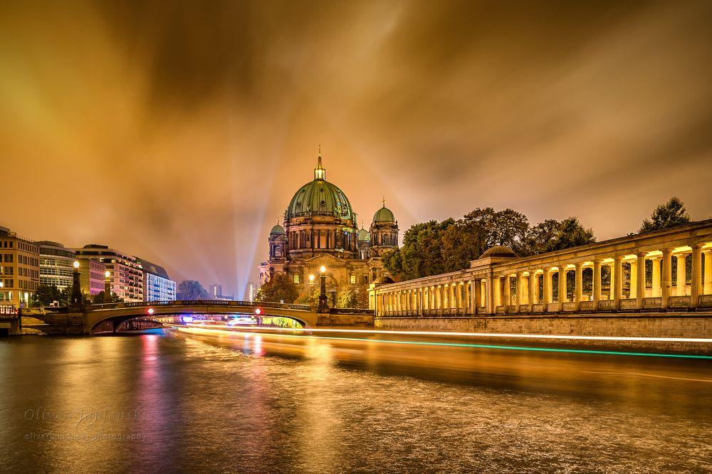 Festival-of-Lights | Berliner Dom II