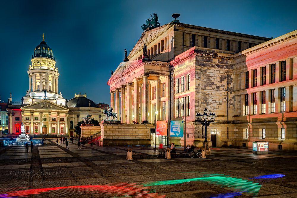 Festival of Lights | Gendarmenmarkt