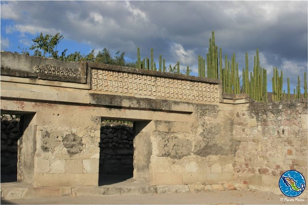Photo in Travel #mitla #archaeological site #oaxaca #mexico #mixtec