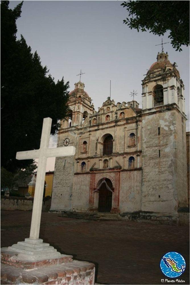Photo in Travel #tlacochahuaya #oaxaca #mexico #church