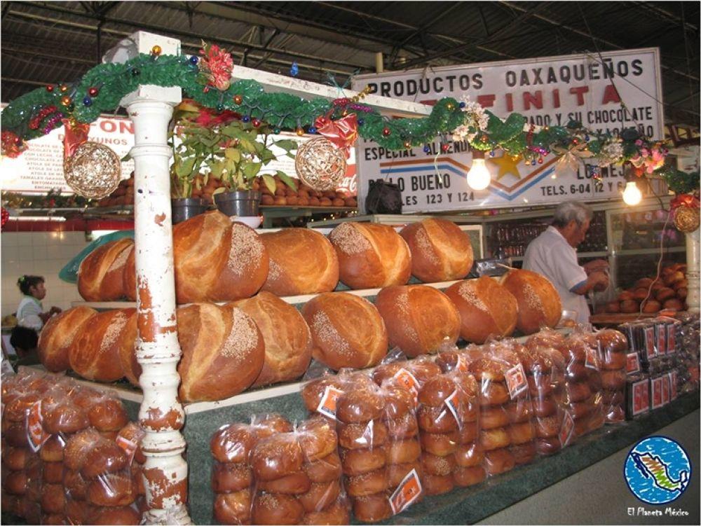 Photo in Travel #market. #oaxaca #mexico #bread #gastronomy