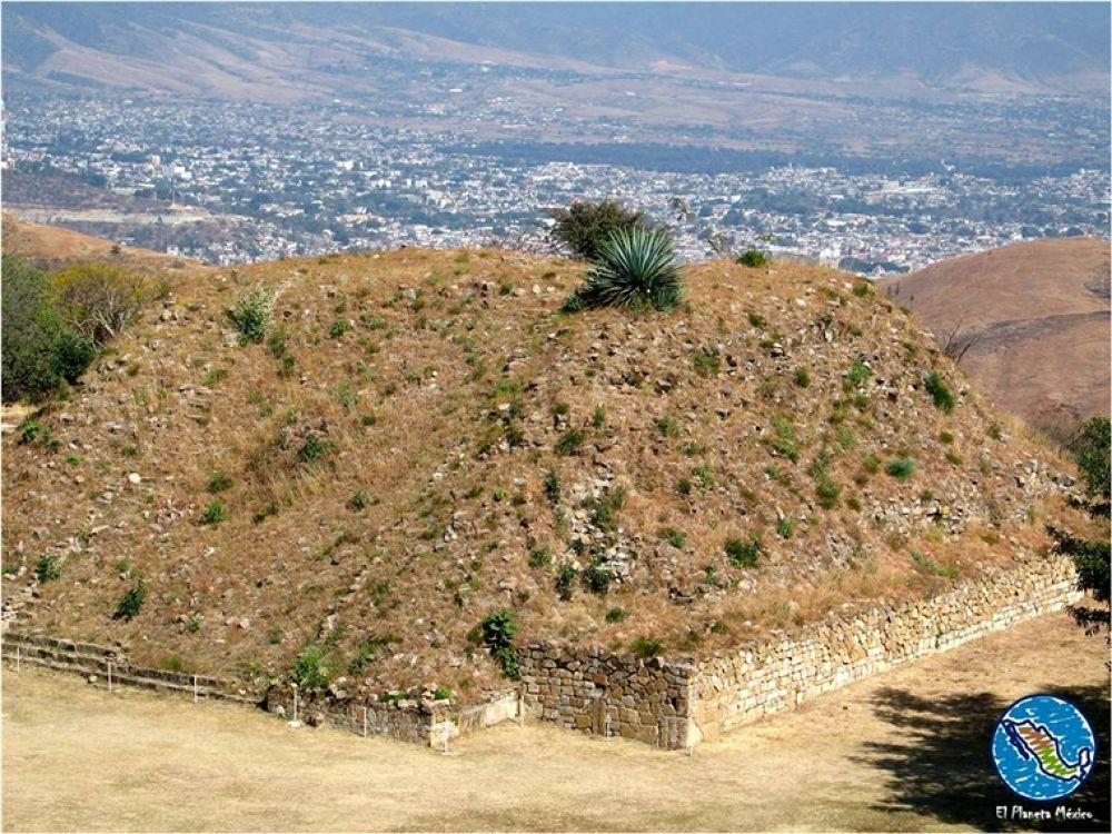 Photo in Travel #monte albán #archaeological site #oaxaca #mexico