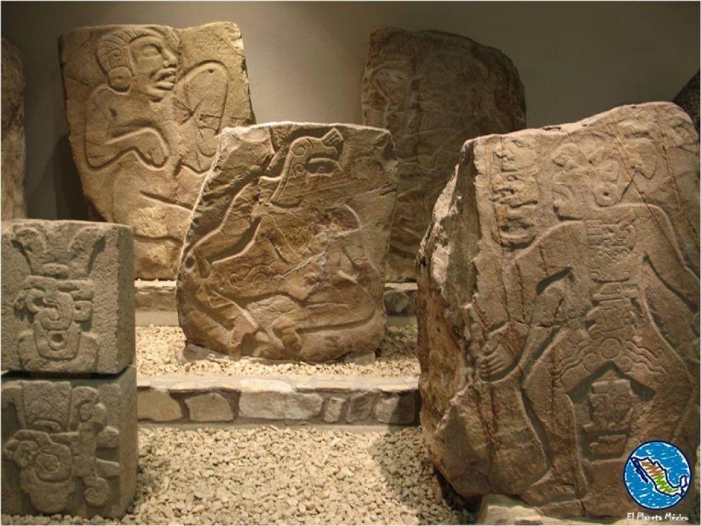 Photo in Travel #monte albán #oaxaca #zapotec #museum #archaeological site