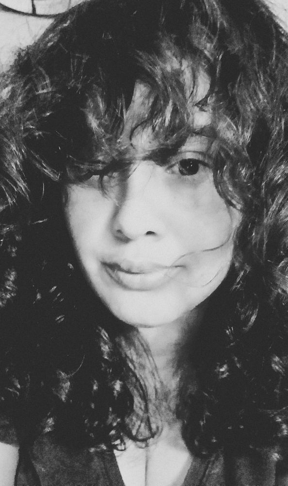 Photo in Black and White #blackandwhite #bnw #women #girl #face #eyes #smile #beautiful #portrait