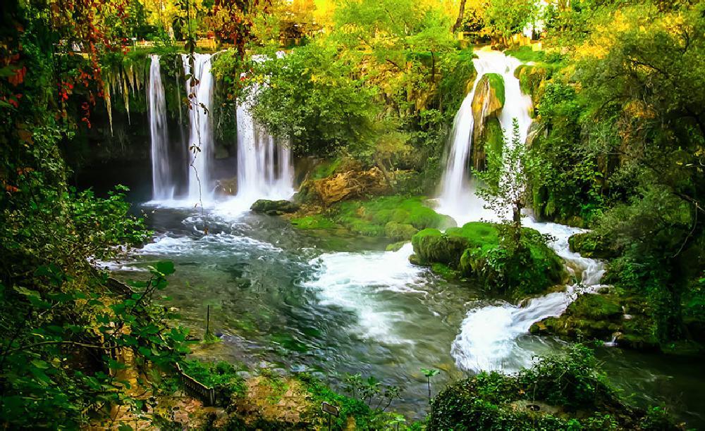 Photo in Landscape #düden #düden şelalesi #waterfall #antalya