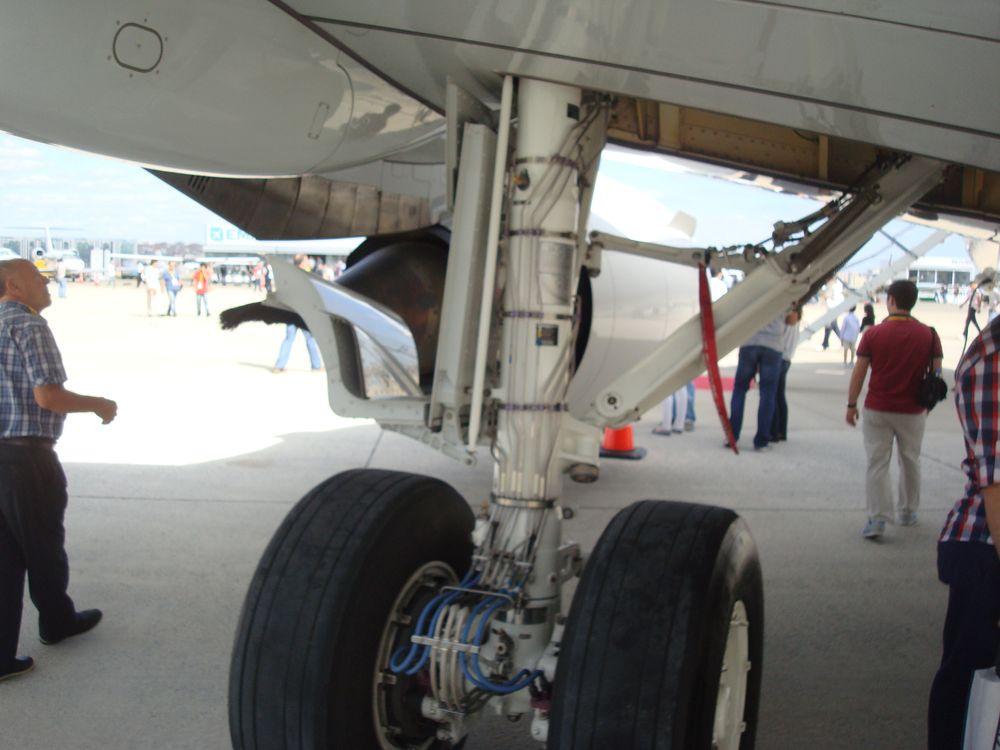Photo in Random #landing #gear #fly #plane