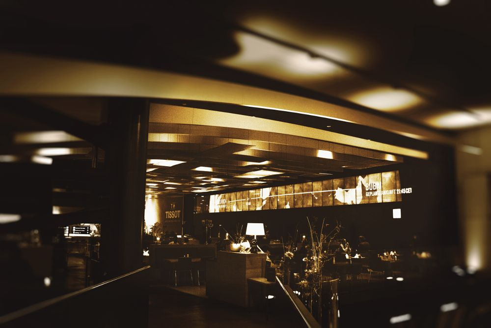 Photo in Architecture #airport #cafe #old #brown #luxury #shopping #blur #focus #retro