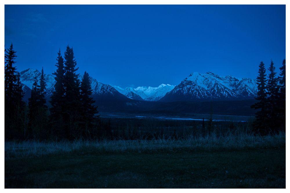 Photo in Landscape #alaska #mountains #chugach #matanuska #glacier