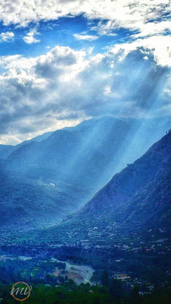 Photo in Nature #hills #mountains #hillsarecalling #silverlining
