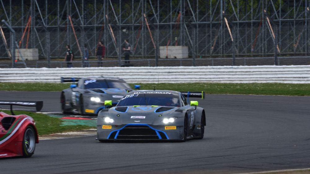 Photo in Random #aston martin #blancpain #motorsport #racing