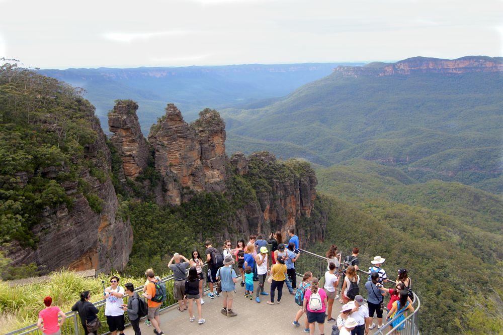 Photo in Landscape #australia #blue mountains #tourism