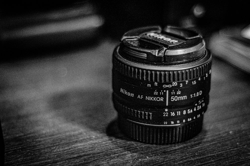 Photo in Product #nikon #50mm #bw
