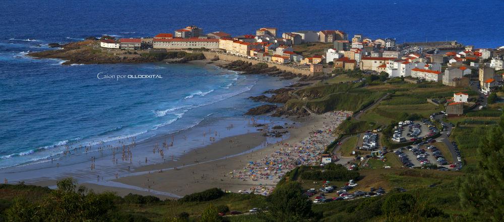 Photo in Travel #galicia #galician #sea #mar #coast #costa