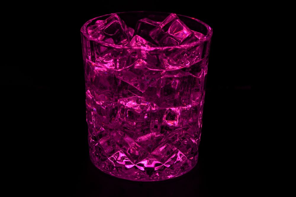 Photo in Still Life #light #color #glass #crystal #gel #rgb #stilllife