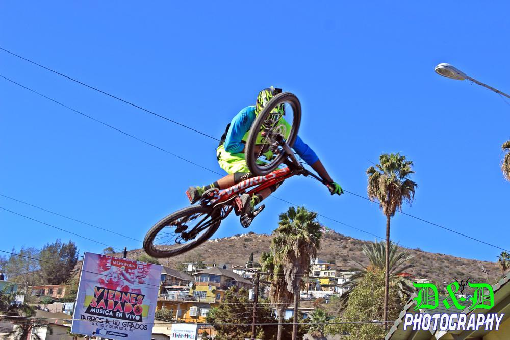 Photo in Sports #downhill #ensenada #extreme sports #mtb