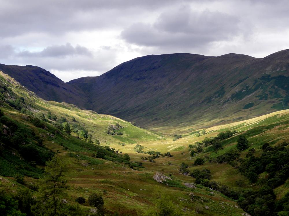 Photo in Landscape #lake district #uk #mountains #landscape