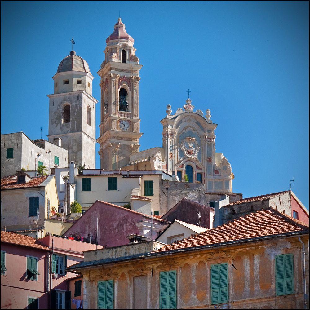 Photo in Architecture #church #pastel #colour #picturesque