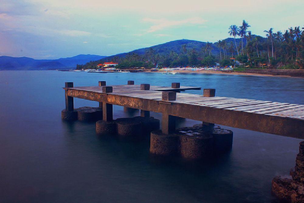 Photo in Landscape #slow #speed #beach