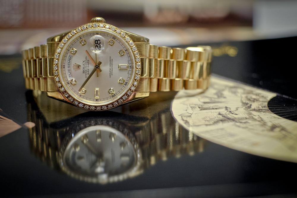 Photo in Fashion #rolex #watch