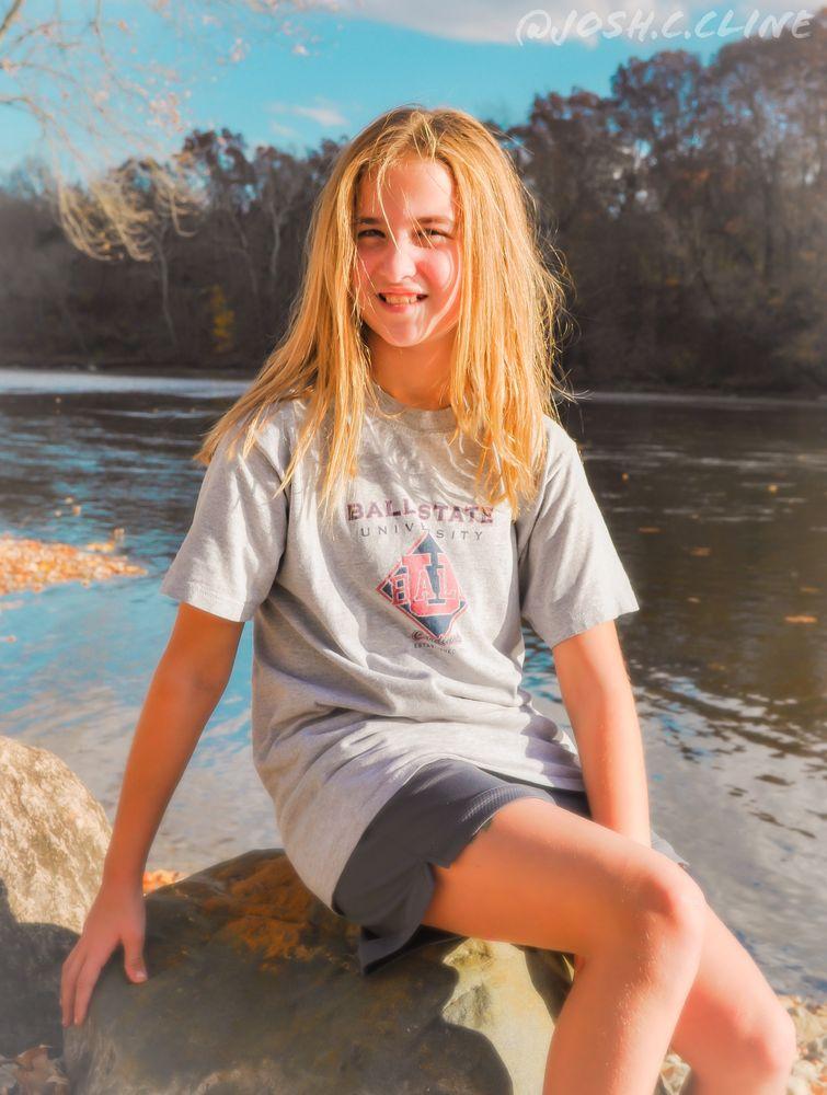 Photo in Portrait #portrait #test #girl #critique #help