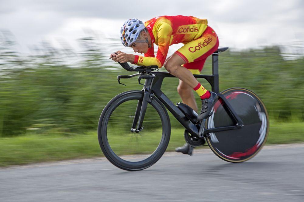 Photo in Sports #ek wielrennen #wielrenners #sports #cycling #time trials