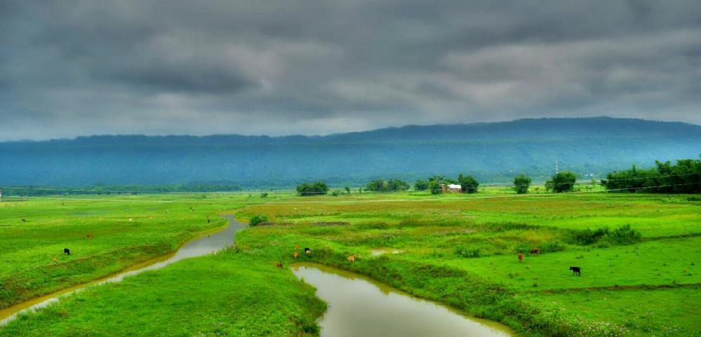 Photo in Landscape #tamabil landscap hdr
