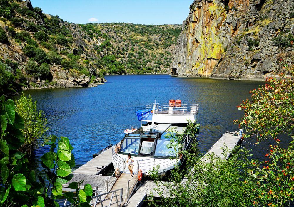 Photo in Landscape #rios #duero #parque natural #barcos #cañones #landscape