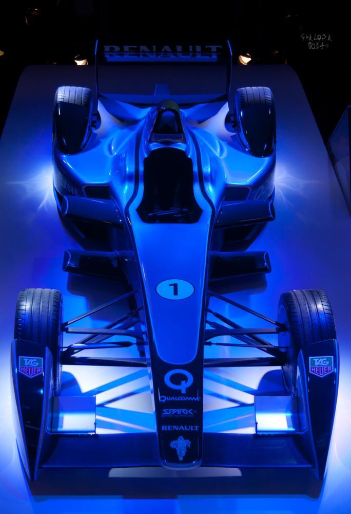 Photo in Sports #f1 #electrique #renault #automobile