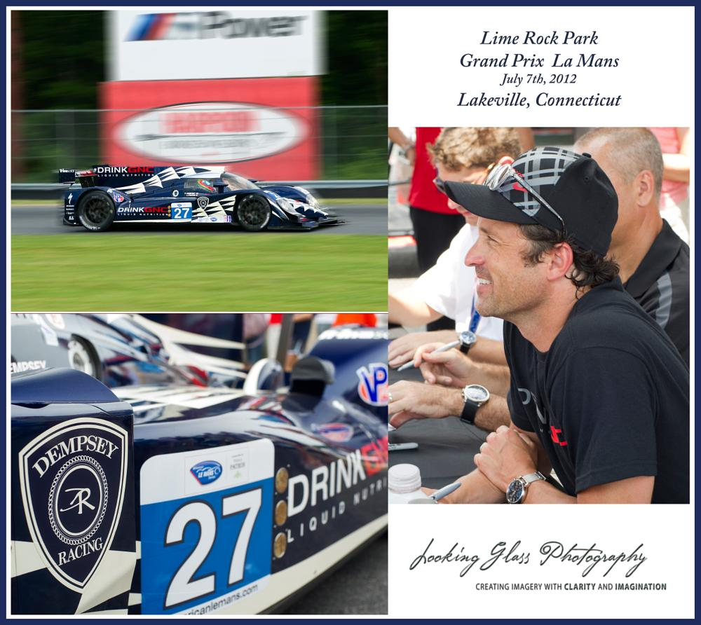 Photo in Sports #dempsey racing #27 #speed #car