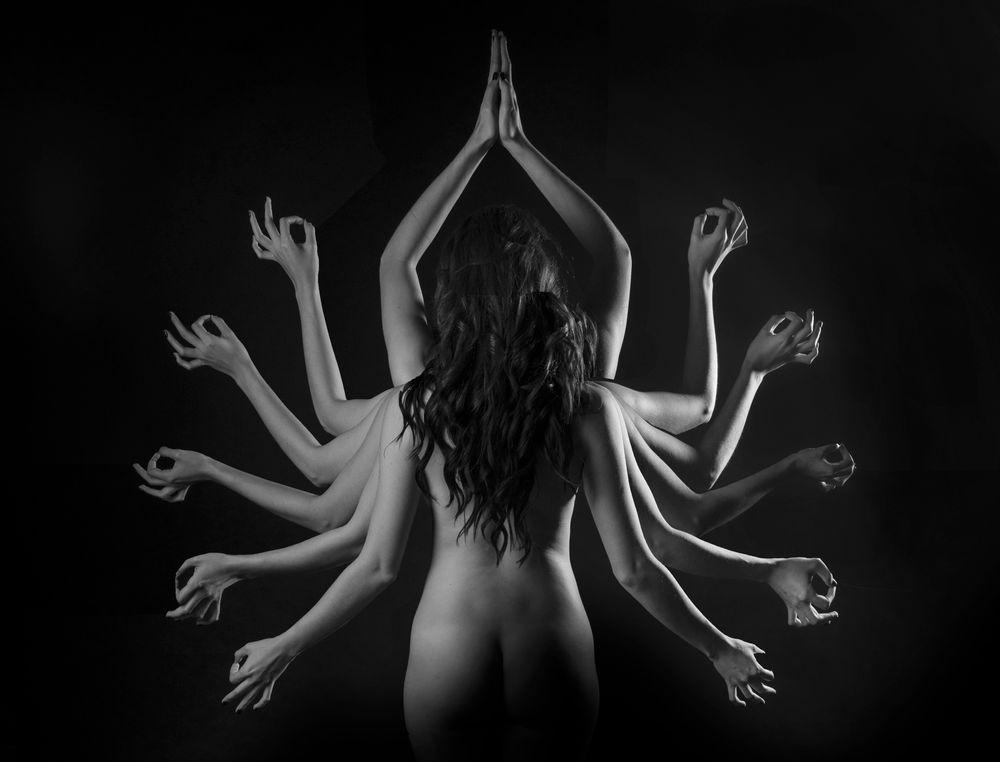 Photo in Random #fine art #goddess #art #artistic nude #nude #implied