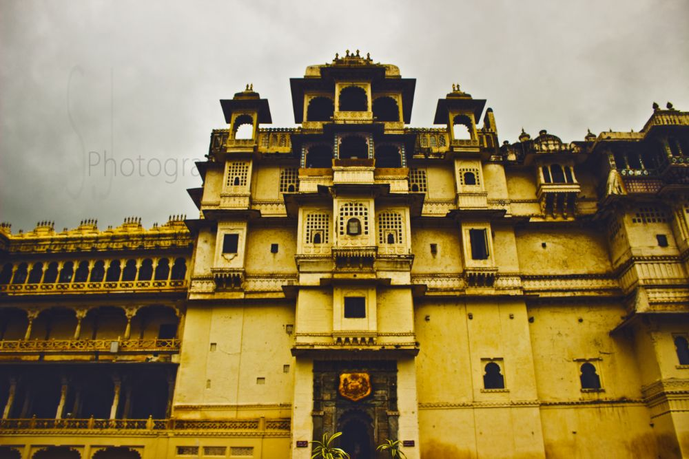Photo in Architecture #history #architecture #hdr #click #amazing #beauty #tourism #rajasthan #india #visit #wonderful