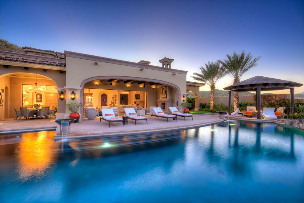 Photo in Random #sunset #villas #cabo #mexico #vicromphoto #luxury #rental #vacations #reaestate