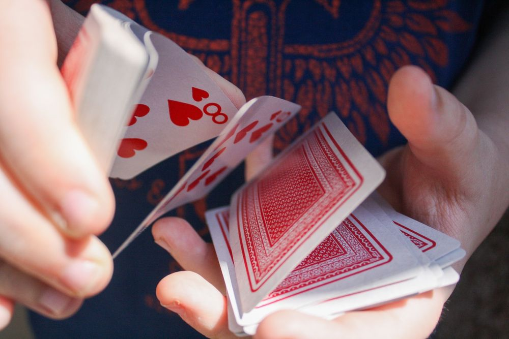 Photo in Random #photography #photographer #photoshoot #playing cards #deck of cards #magic #magicians #magic photography #landscape