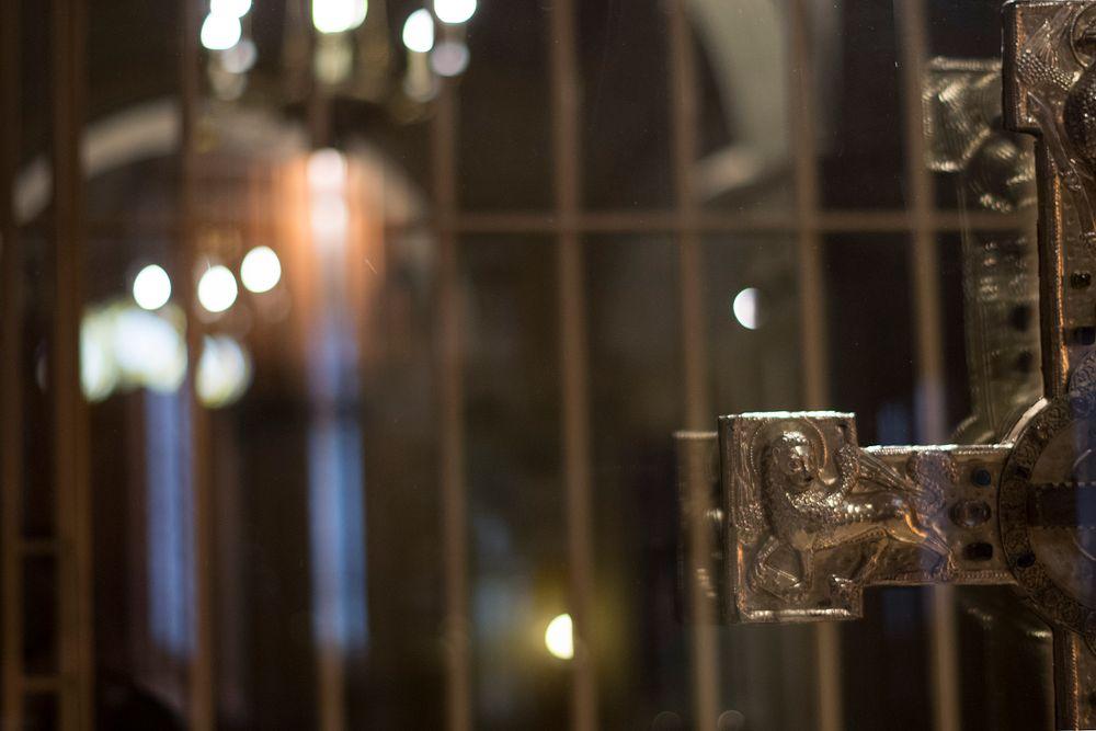 Photo in Random #croce #legno santo #veroli #lazio #tesori di veroli #ciociaria #chiesa #pentax kr