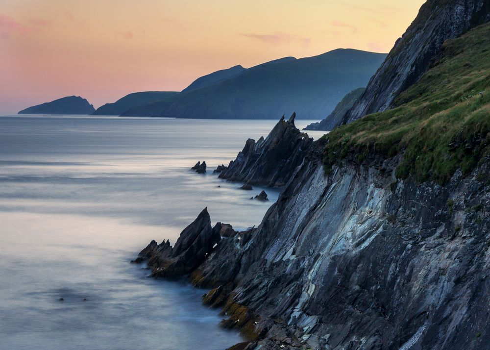 Photo in Random #water #sea #seascape #sky #rocks #longexposure #ireland